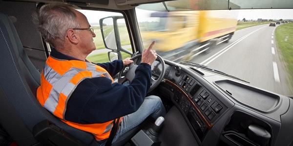 Arbocatalogus, Chauffeur truckmixer